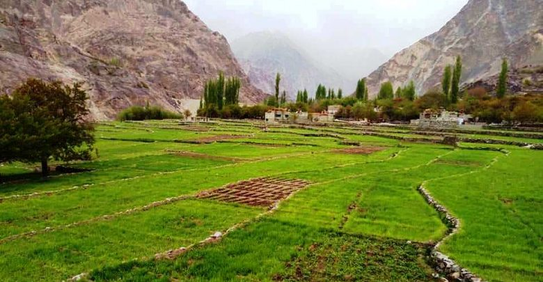 Energy and Water Resources of Gilgit Baltistan
