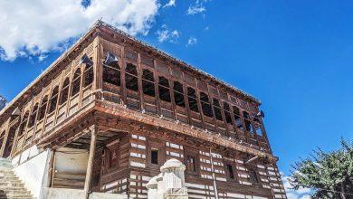 The Chaqchan Mosque of Khaplu Baltistan