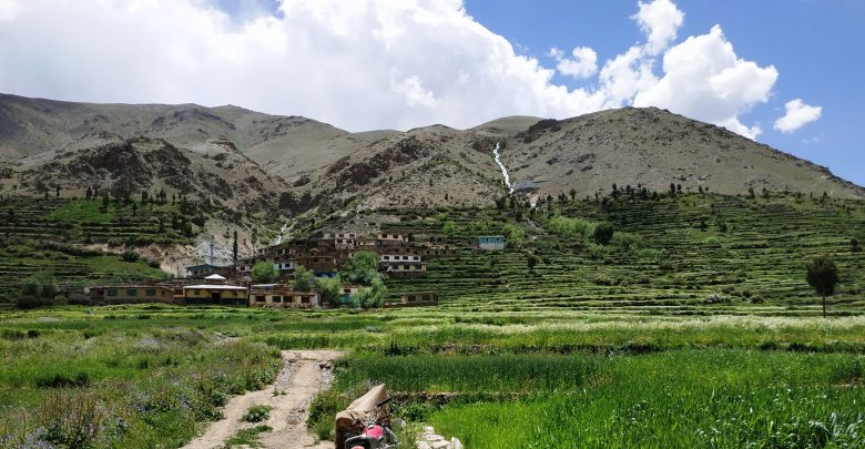 Katisho Baltistan: The beautiful land of huge mountains