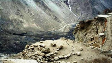 Climate Change: The biggest problem of Gilgit Baltistan