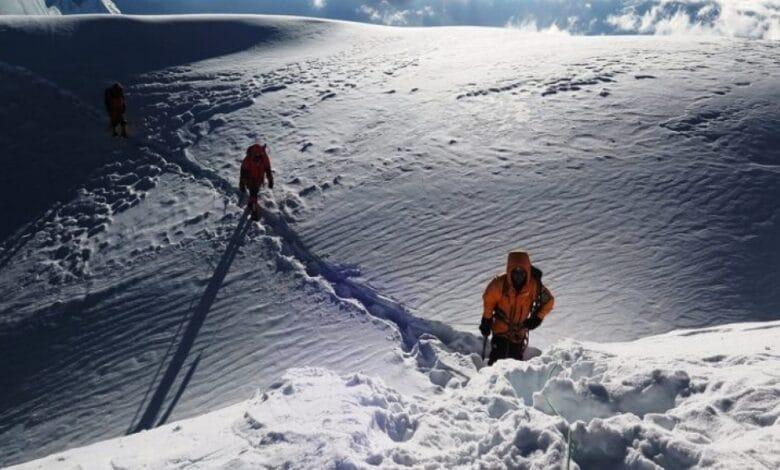 K2 winter ascent 2021